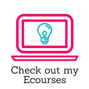 Learn more about the ecourses I offer!