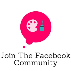 Join like-minded creatives in my private FB community!