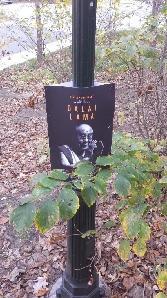 dalai lama sign