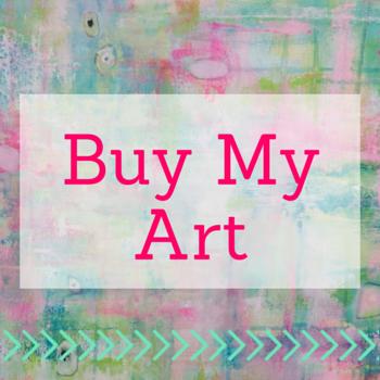 Buy my art etsy mixed media