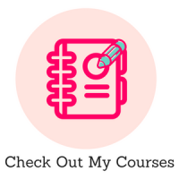 Click through to see what courses I offer!