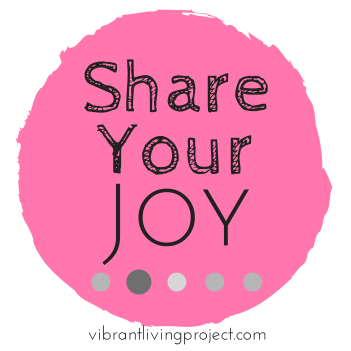 Share your joy