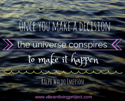 Some people are just good at making decisions, are you one of them? Click through for 4 simple steps to walk you through how to make a decision so it's less overwhelming.