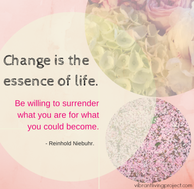 change is the essence of life 2