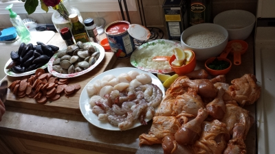 The Paiea Feast