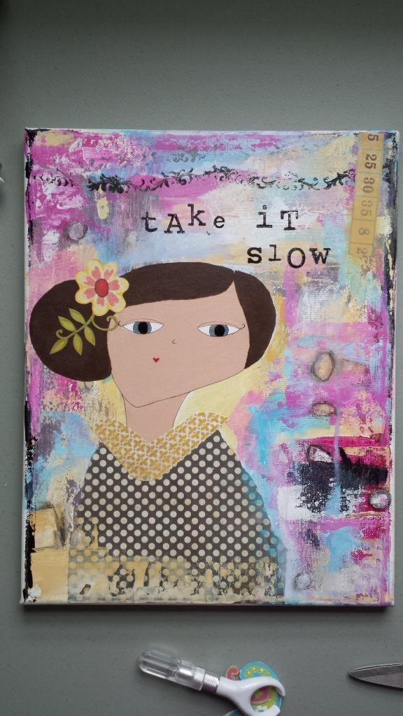 Take it slow Final