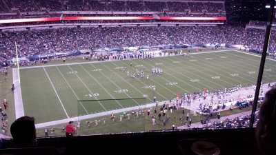 Eagles Game