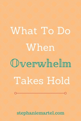 Do you fear success as much as you fear failure? Don't get caught in the self-sabotage trap! Click through for 5 ways to get through overwhelm like a breeze.