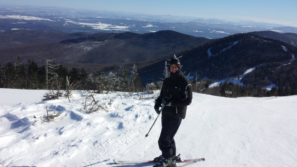 Ski Bums in Vermont