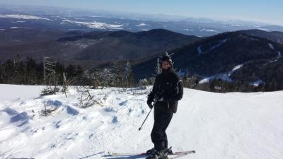Ski Bums in Vermont