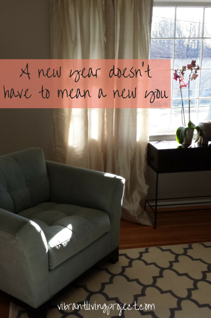 Are you tired of resolutions? Me too. Don't reinvent a new you this year--learn to love yourself + others deeper for real fulfillment.