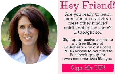 Join my email list + FB community