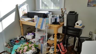 My defunct studio