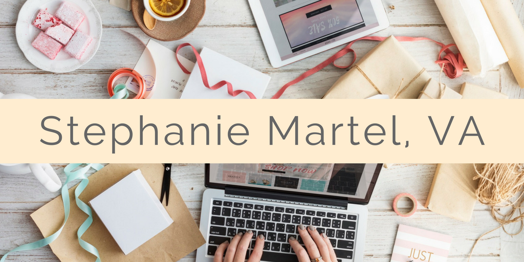 Virtual Assistant Services by Stephanie Martel