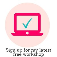 Sign up for my latest free workshop