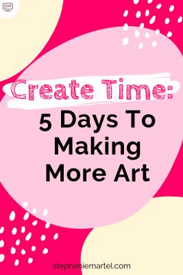 create time mini course