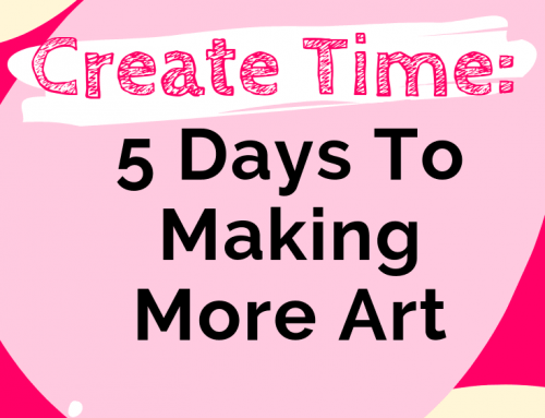 Introducing My New Mini Course: Create Time!